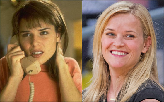 Reese Witherspoon e Scream