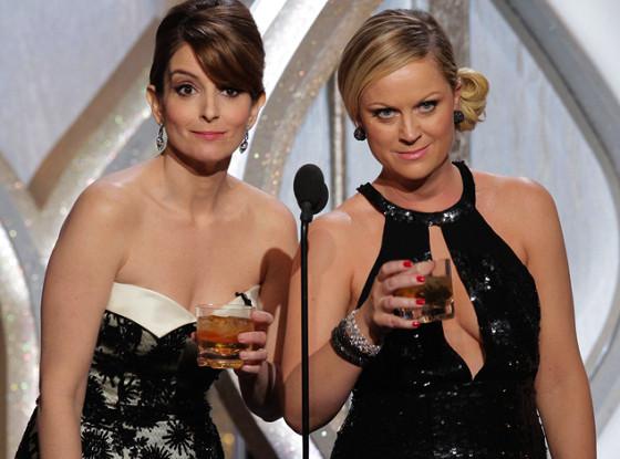 Tina Fey, Amy Poehler, Golden Globes