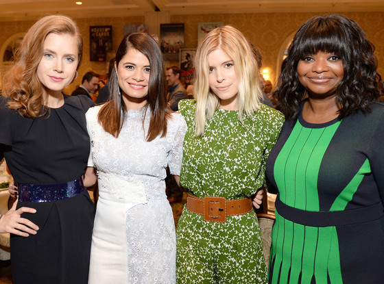 Amy Adams, Melonie Diaz, Kate Mara, Octavia Spencer, AFI Luncheon