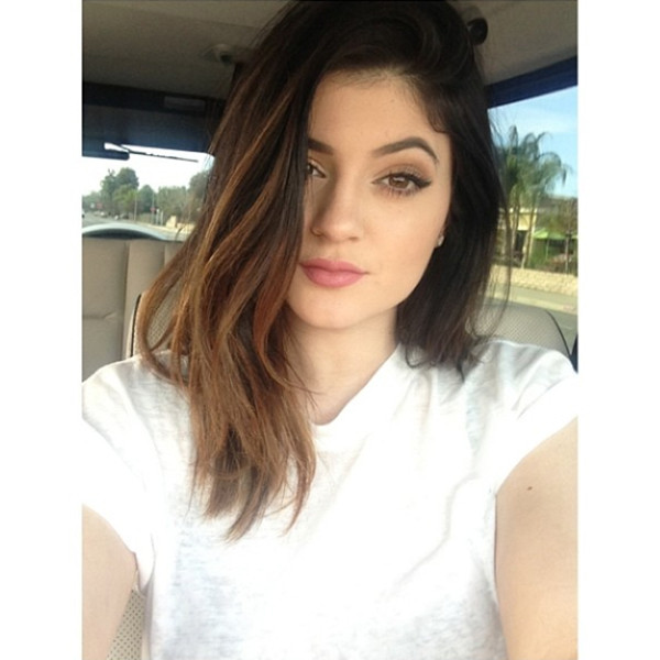 Kylie Jenner, Haircut