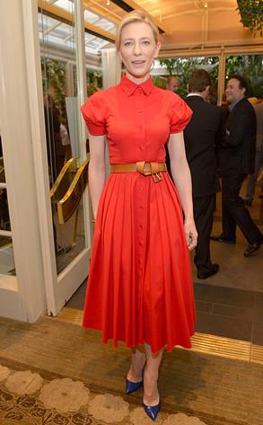 Cate Blanchett, BAFTA