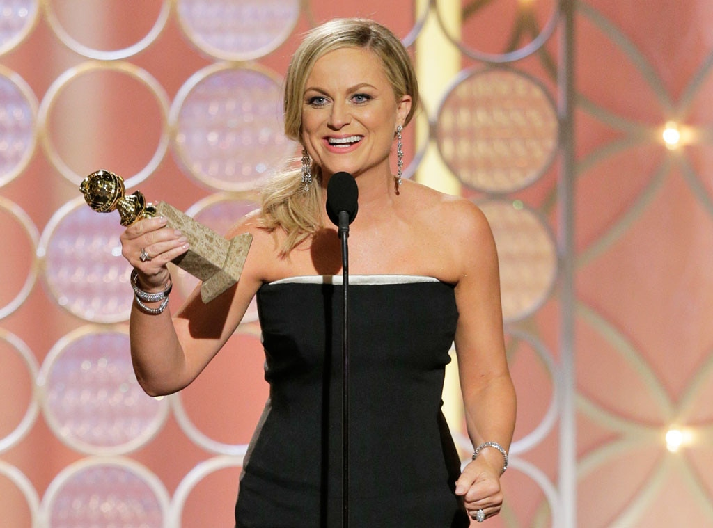 Amy Poehler, Golden Globes 2014, Winner