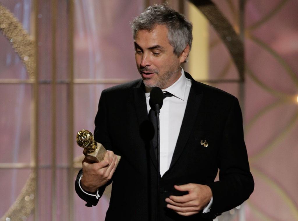 Alfonso Cuaron, Golden Globe Awards, Winner