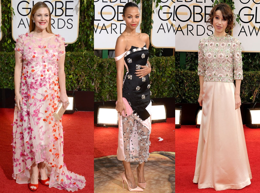 3D Details, Golden Globe Awards