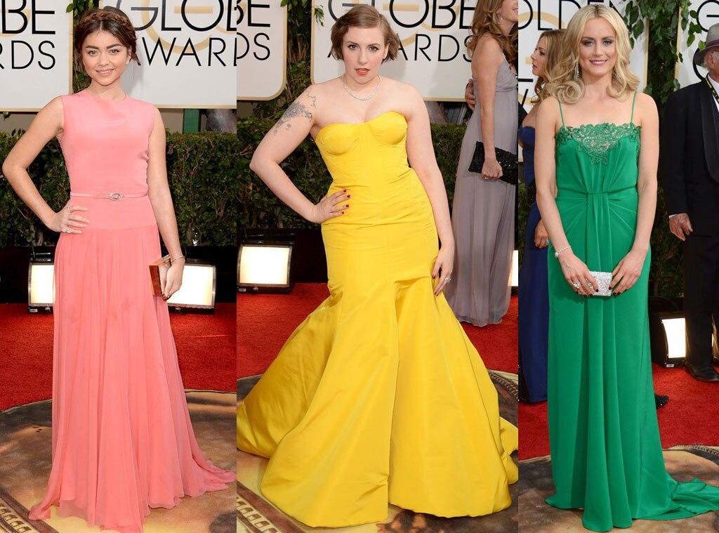 Bold Brights, Golden Globe Awards