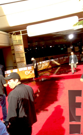 Golden Globe Red Carpet Leak