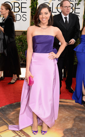 Aubrey Plaza, Golden Globes