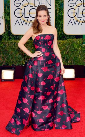 Tina Fey, Golden Globes 2014