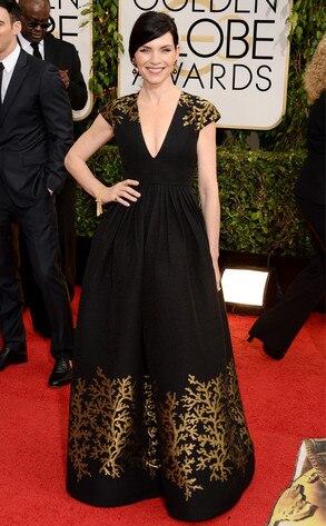 Julianna Margulies, Golden Globes 2014