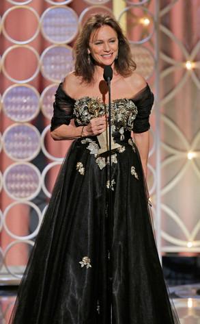 Jacqueline Bisset, Winner, Golden Globe 2014
