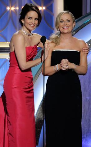 Tina Fey, Amy Poehler, Golden Globe Awards