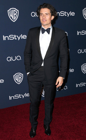 Orlando Bloom, InStyle After Party