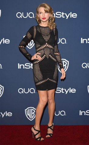 Taylor Swift, InStyle After Party