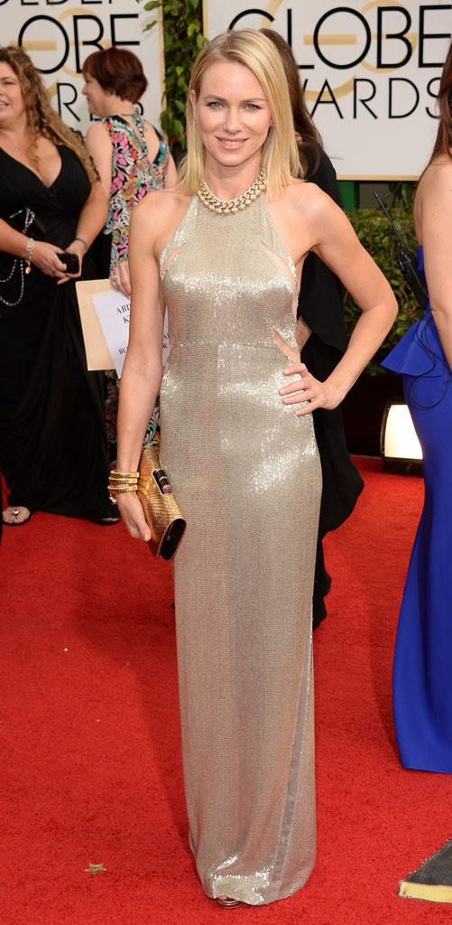 Naomi Watts, Golden Globes 2014