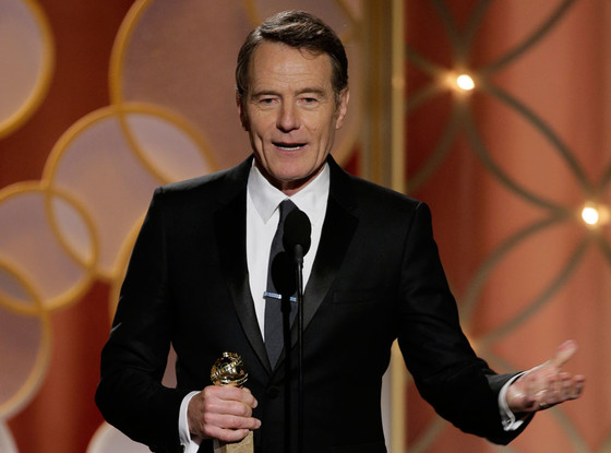 Bryan Cranston, Golden Globes 2014, Winner