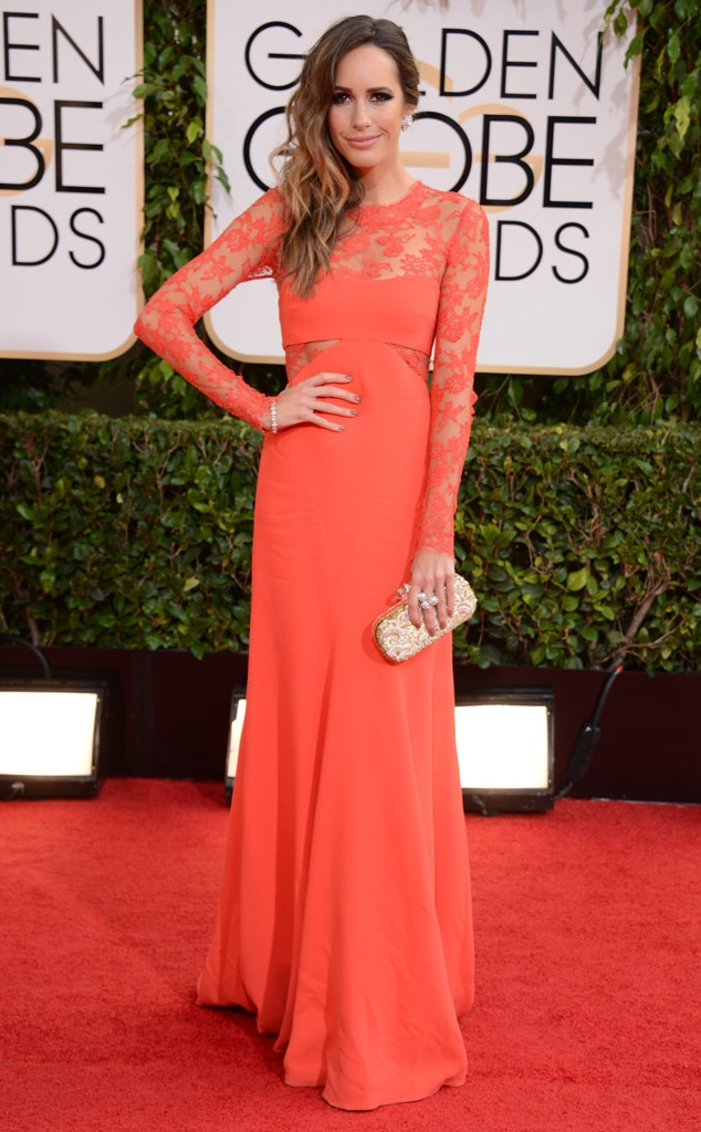 Louise Roe, Golden Globes