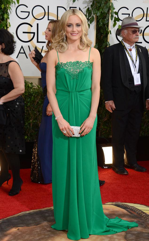 Taylor Schilling, Golden Globes 2014