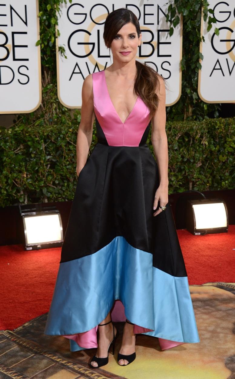 Sandra Bullock, Golden Globes 2014