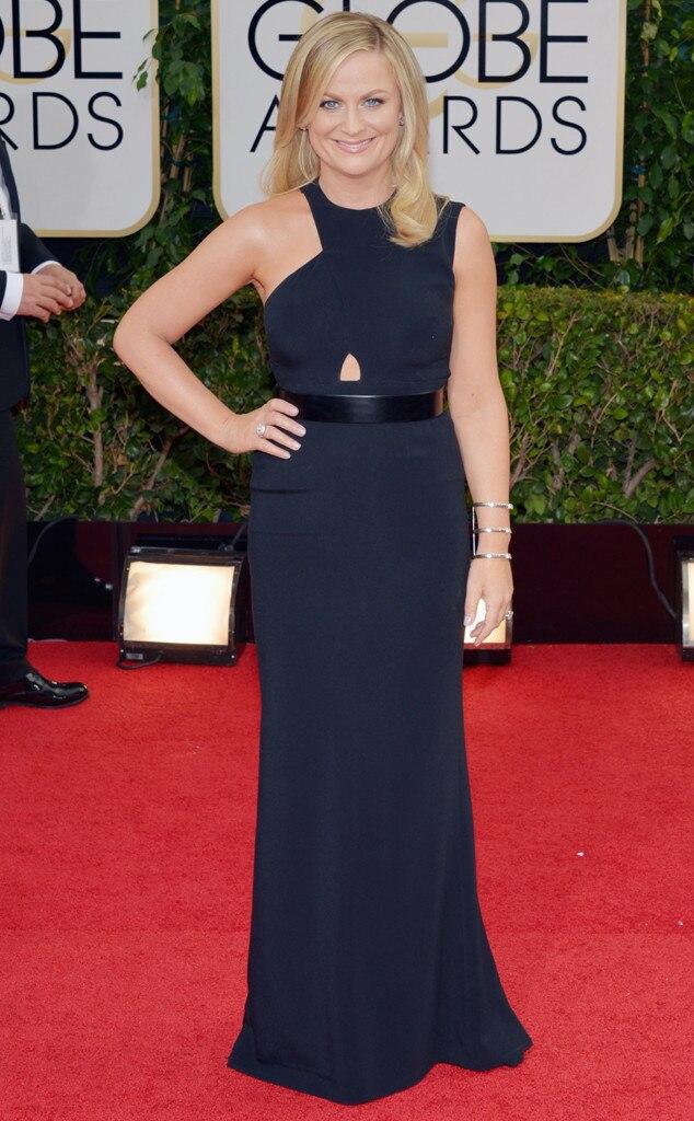 Amy Poehler, Golden Globes 2014