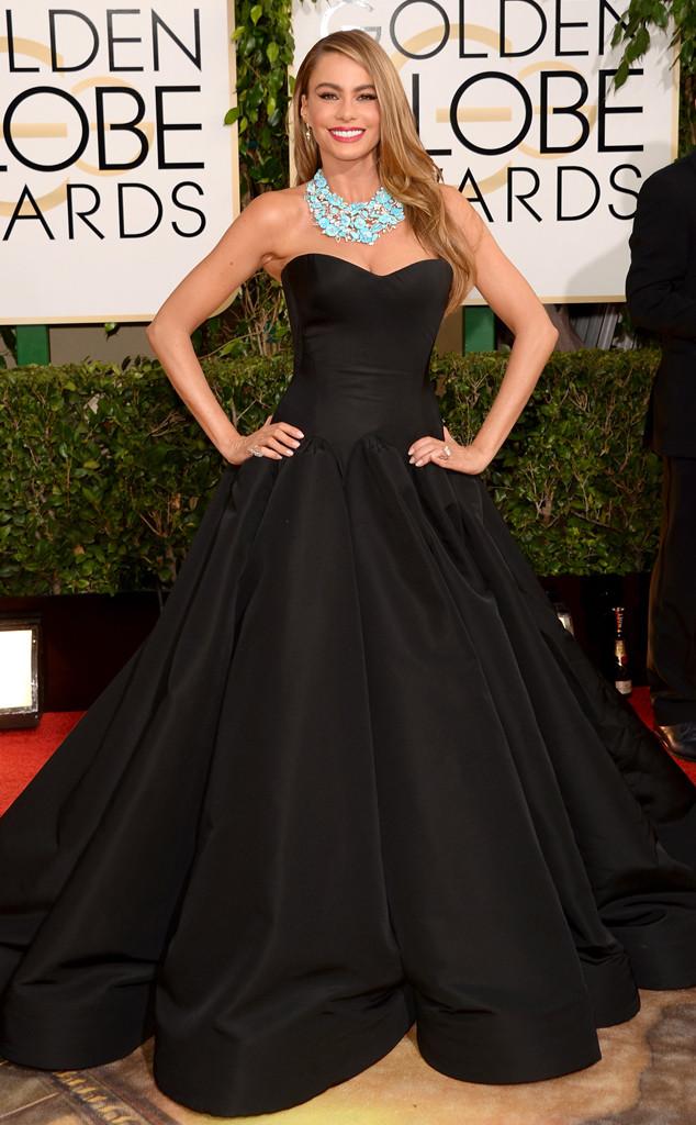 Sofia Vergara, Golden Globes, 2014