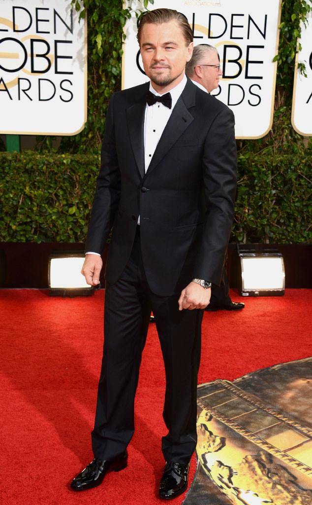 Leonardo DiCaprio, Golden Globes 2014