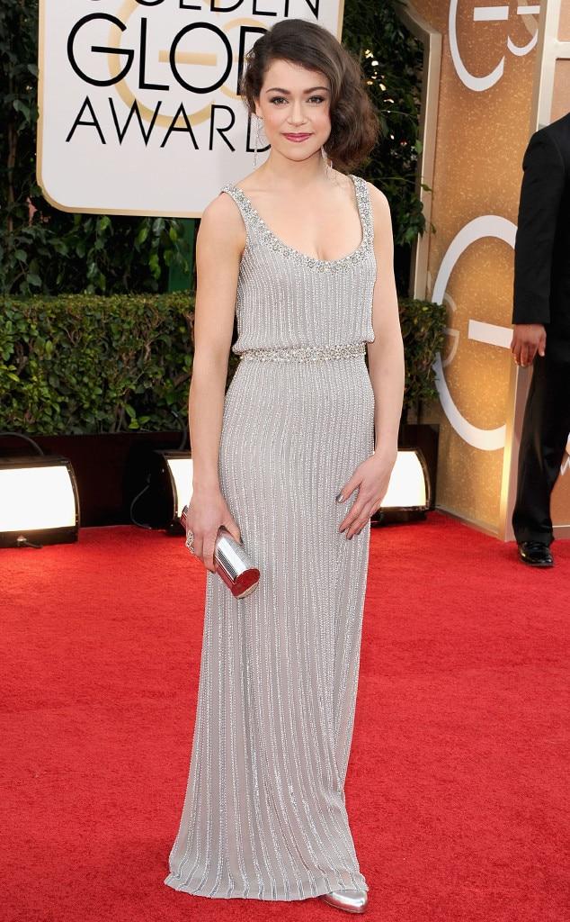 Tatiana Maslany, Golden Globes