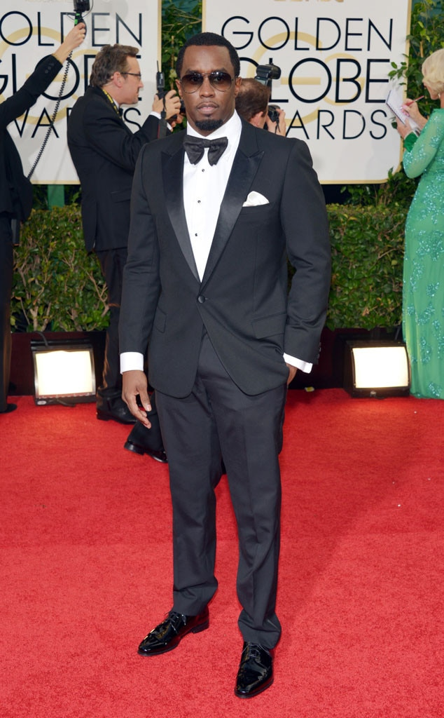 Sean Combs, Golden Globes 2014