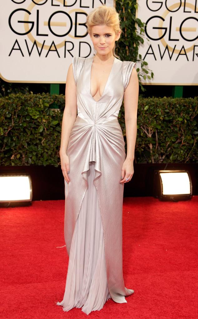 Kate Mara, Golden Globes 2014