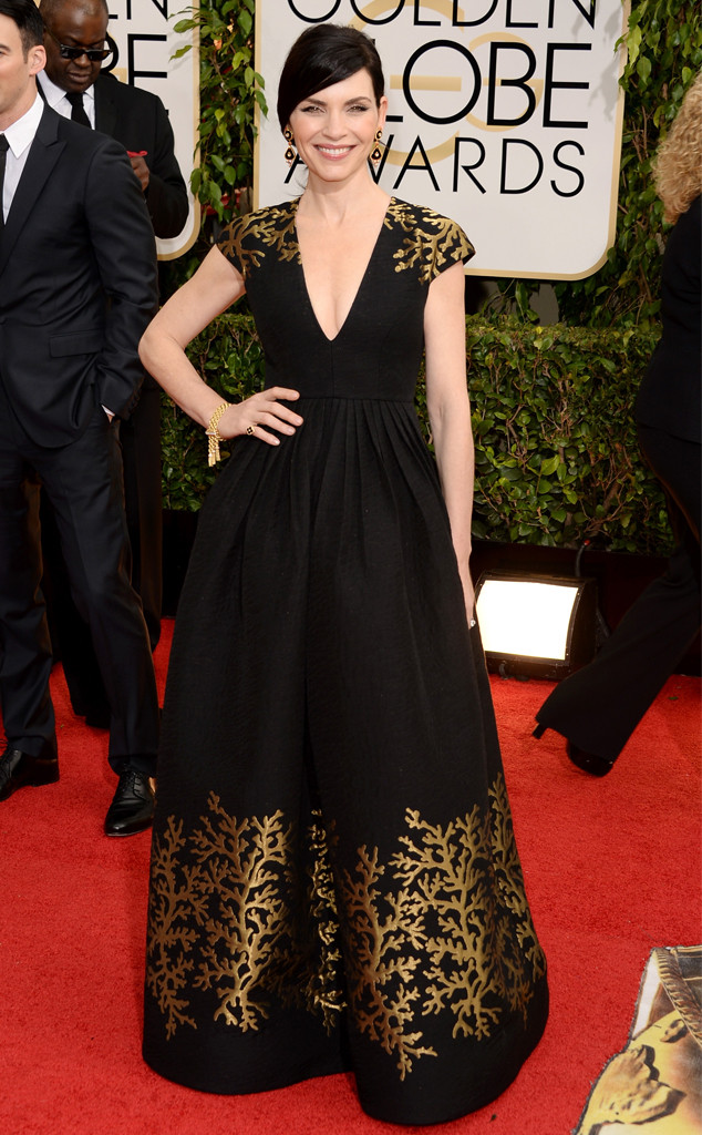 Julianna Margulies, Golden Globes 2014