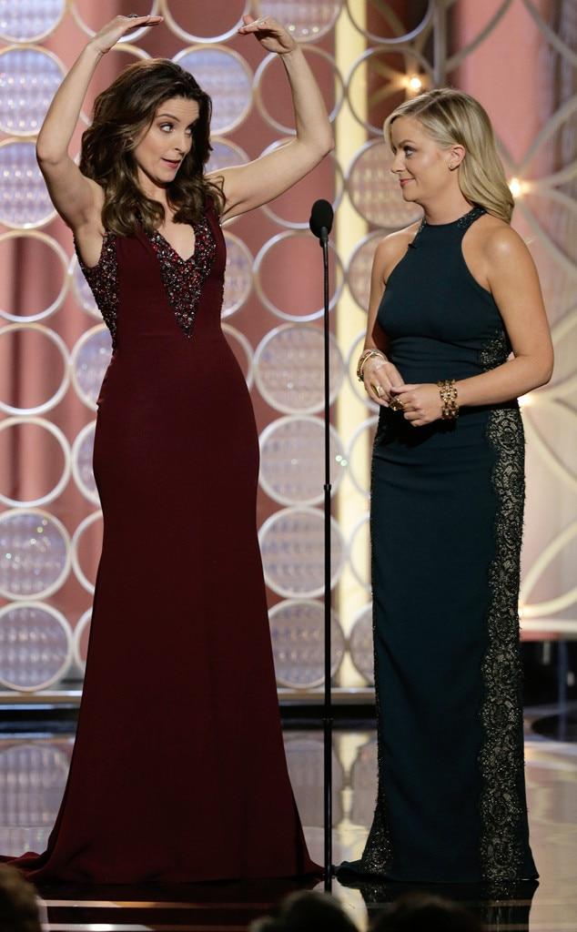 Tina Fey And Amy Poehler Golden Globes 2014 Quotes