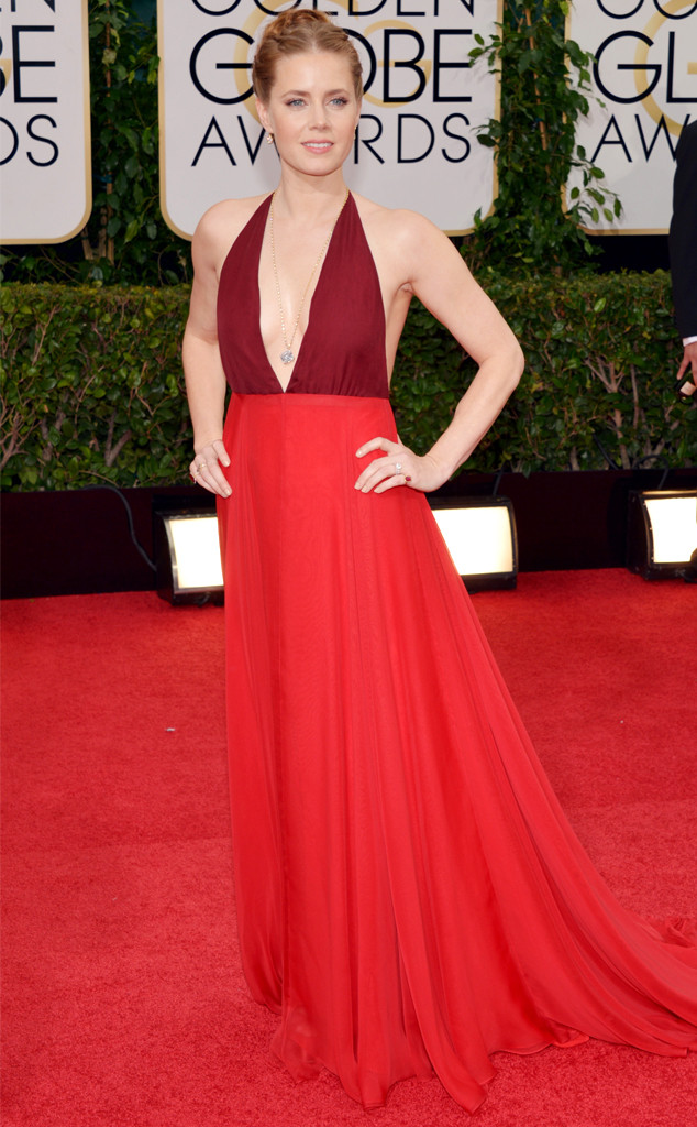 Amy Adams, Golden Globes 2014, Ralph Lauren