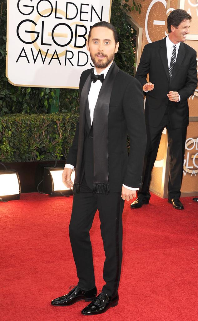 Jared Leto, Golden Globe Awards