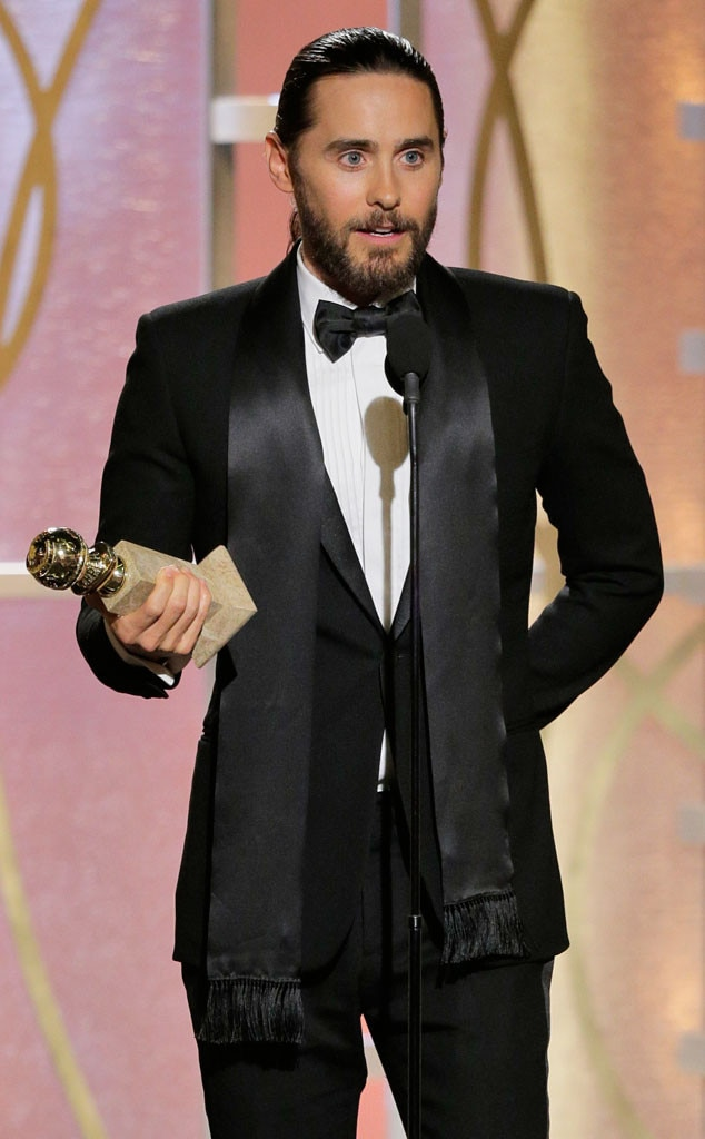 Jared Leto, Golden Globes 2014, Winner
