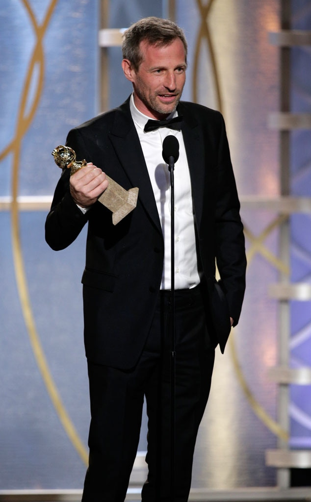 Golden Globe Awards Show, Spike Jonze, Winners