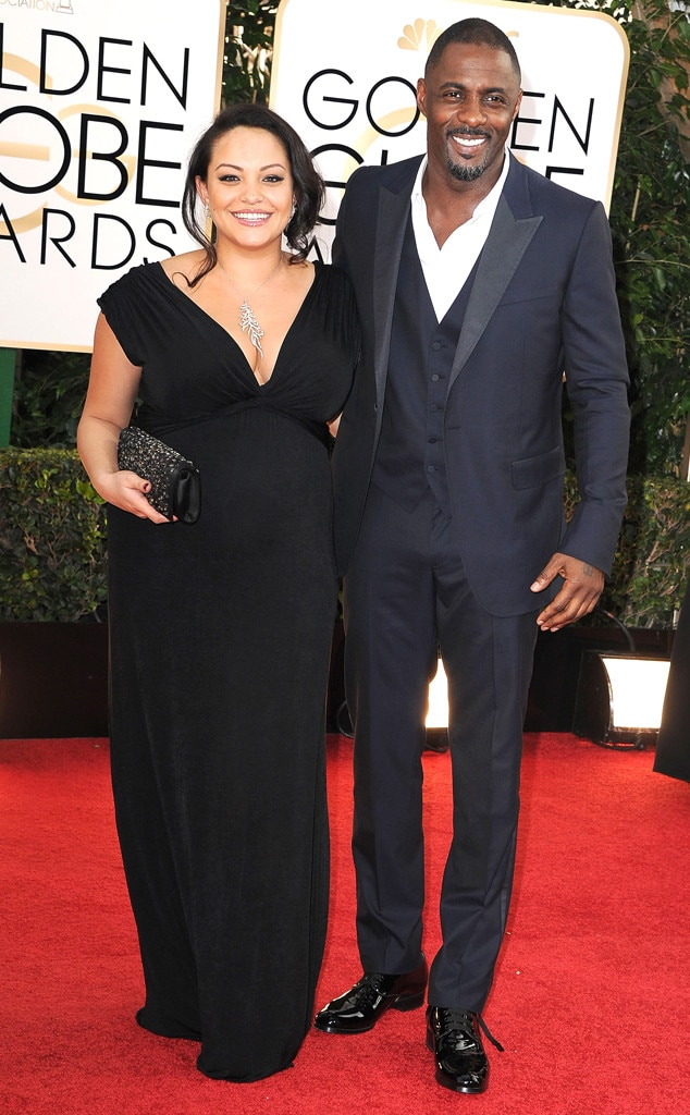 Idris Elba From Best Dressed Men At The 2014 Golden Globe