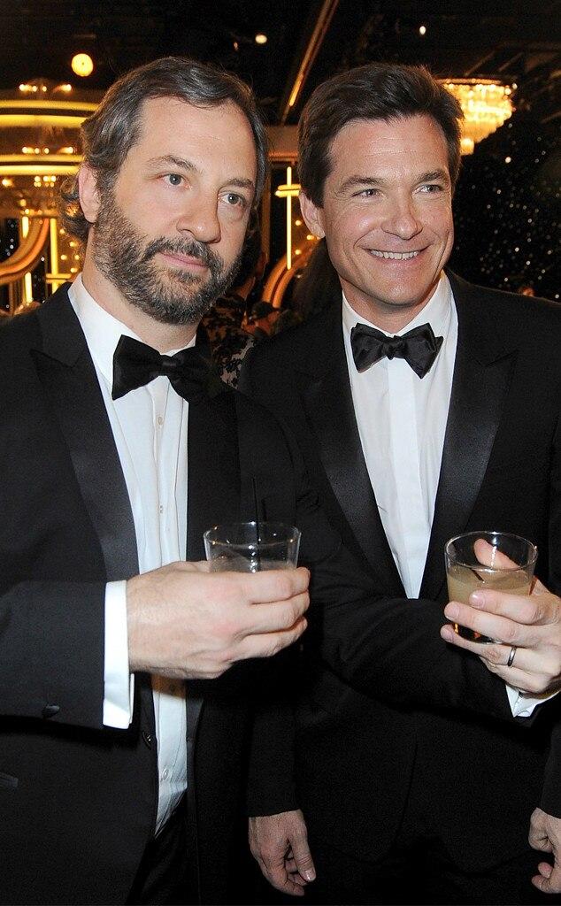 Judd Apatow, Jason Bateman, Golden Globes 2014