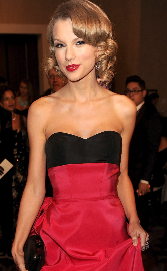 Taylor Swift, Golden Globes 2014