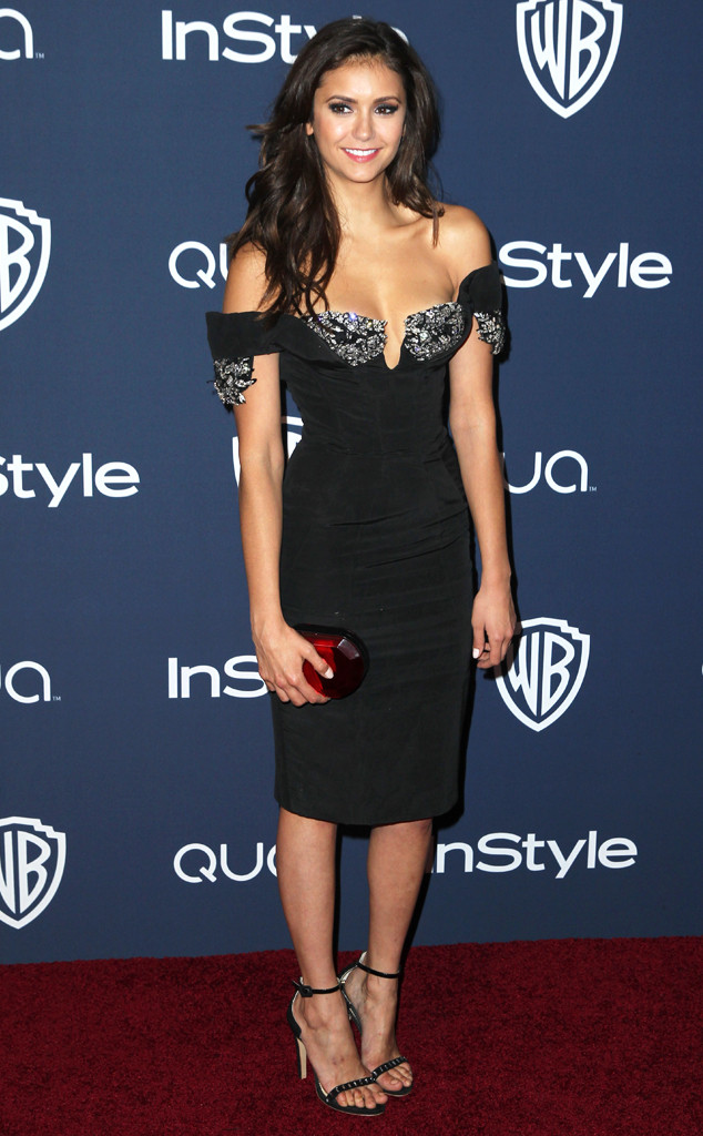Nina Dobrev, InStyle After Party