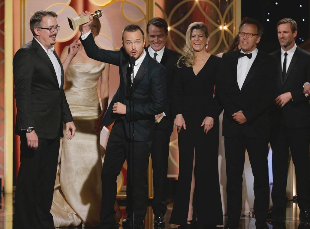 Breaking Bad, Cast, Golden Globes
