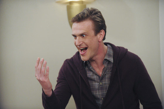 How I Met Your Mother, Jason Segel