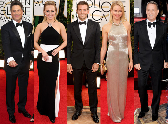 Tom Ford, Golden Globes