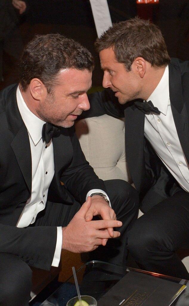 Bradley Cooper, Liev Schreiber
