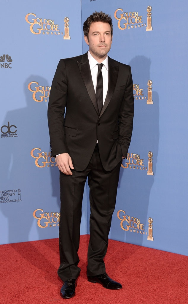 Ben Affleck, Golden Globes 2014