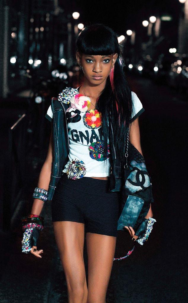 Willow Smith, V Magazine
