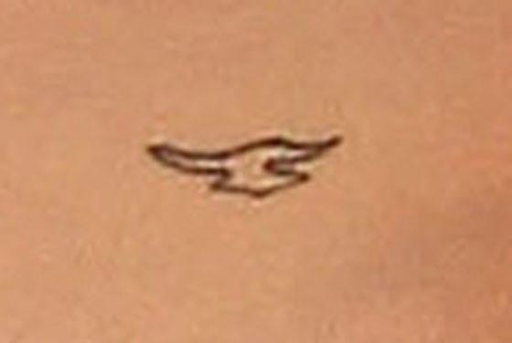 Justin Bieber, Tattoo