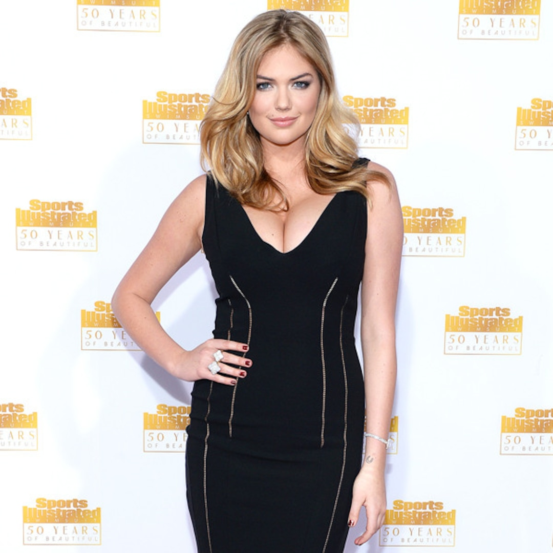 Kate Upton Cleavage: Sports Illustrated Supermodel Shows