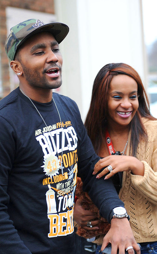 Bobbi Kristina, Nick Gordon, Rings