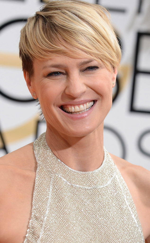 Robin Wright, Golden Globes