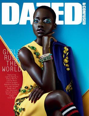 Lupita Nyong'o, Dazed & Confused