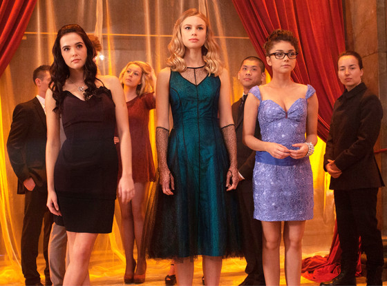Vampire Academy, Sarah Hyland, Sami Gayle, Lucy Fry